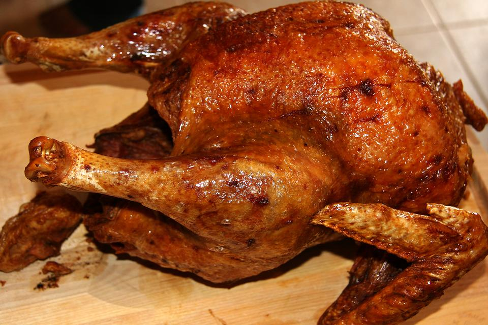 Fried Turkey: 6 Tips for Avoiding Injuries When Deep-Frying a Turkey!