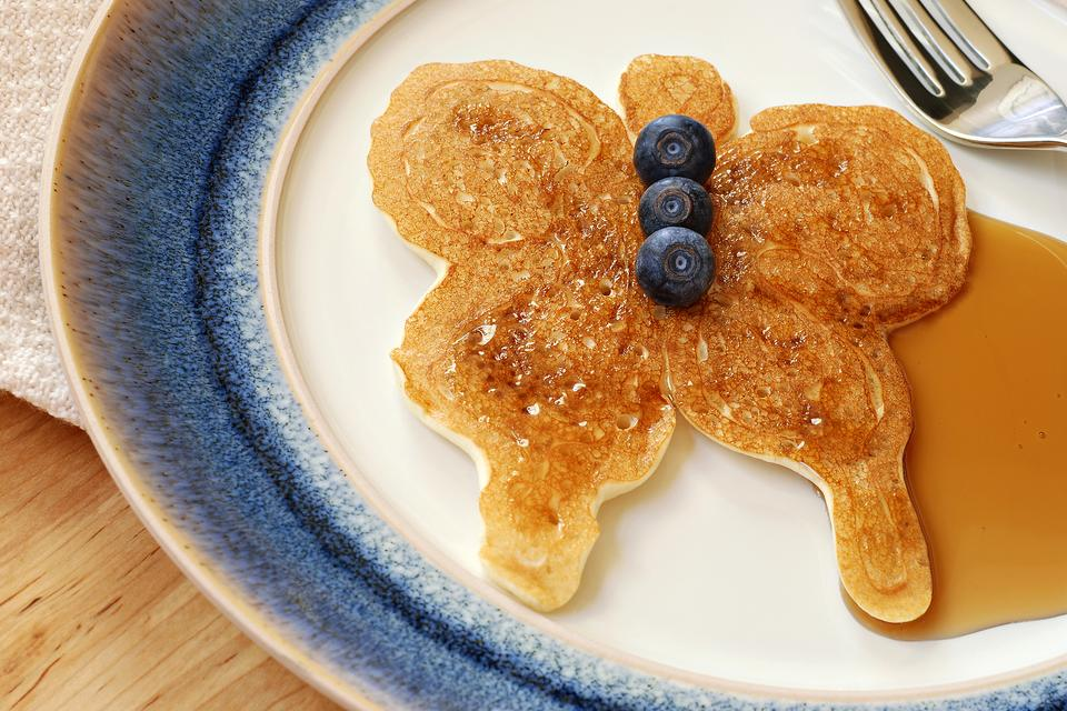 Fun Pancake Designs: It's Time to Think Outside the Circle!