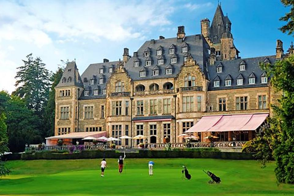 Germany: Discover Bavarian Beer Queens & Castle Hotels in the Frankfurt Rhine-Main Region
