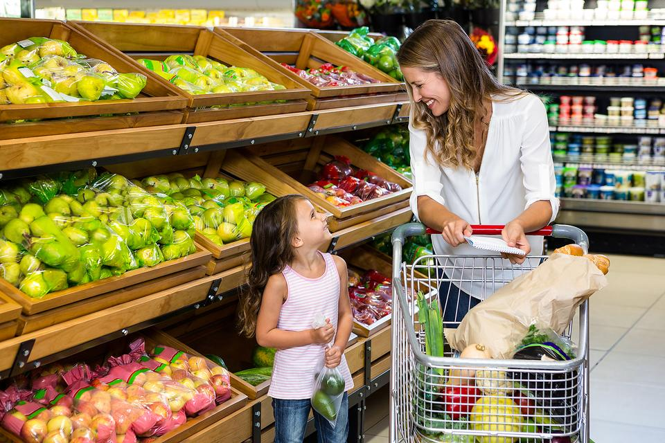 Get Out of the Grocery Store Fast: Here's the Simple Secret!