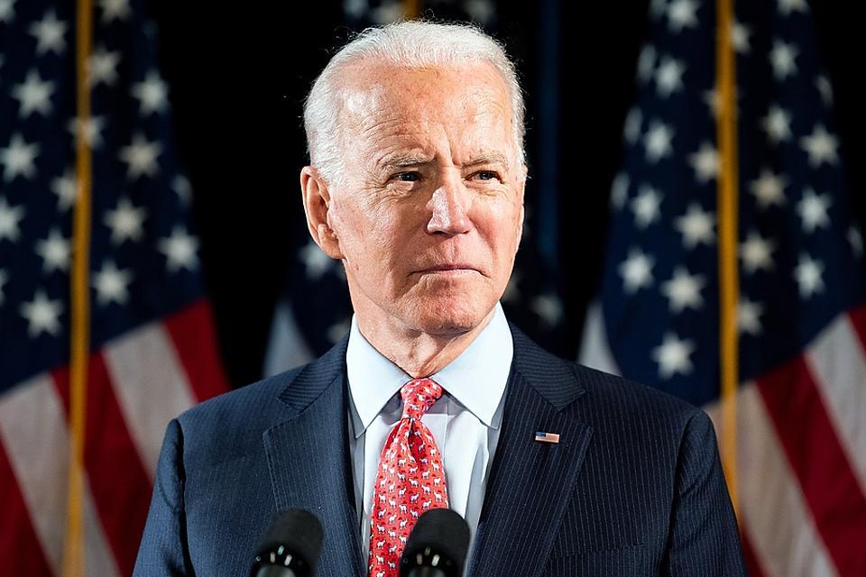 Get Up: Joe Biden's Inspiring Message to a New Generation