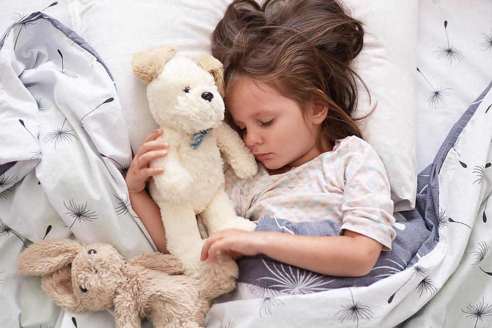 Getting Kids to Sleep: 5 Ways to Help Your Child Adopt a Healthy Attitude Toward Sleep