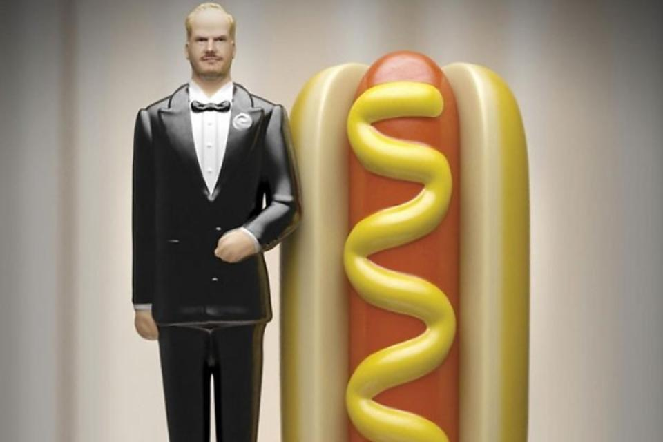 """Food: A Love Story"": Getting My Virtual Food Fix Through Humor (& Jim Gaffigan!)"