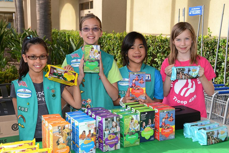 Girl Scout Cookies & Connections: An Inspiring Tale of Breaking Down Barriers From the Girl Scouts Cookie Dad
