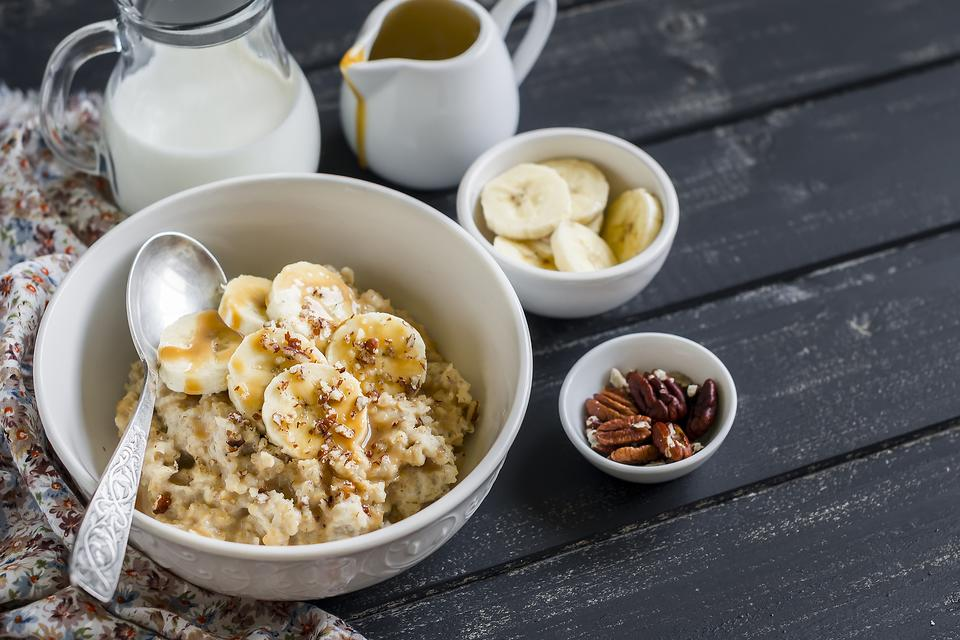Go Nuts at Breakfast: 2 Ways to Add More Protein & Healthy Fats!