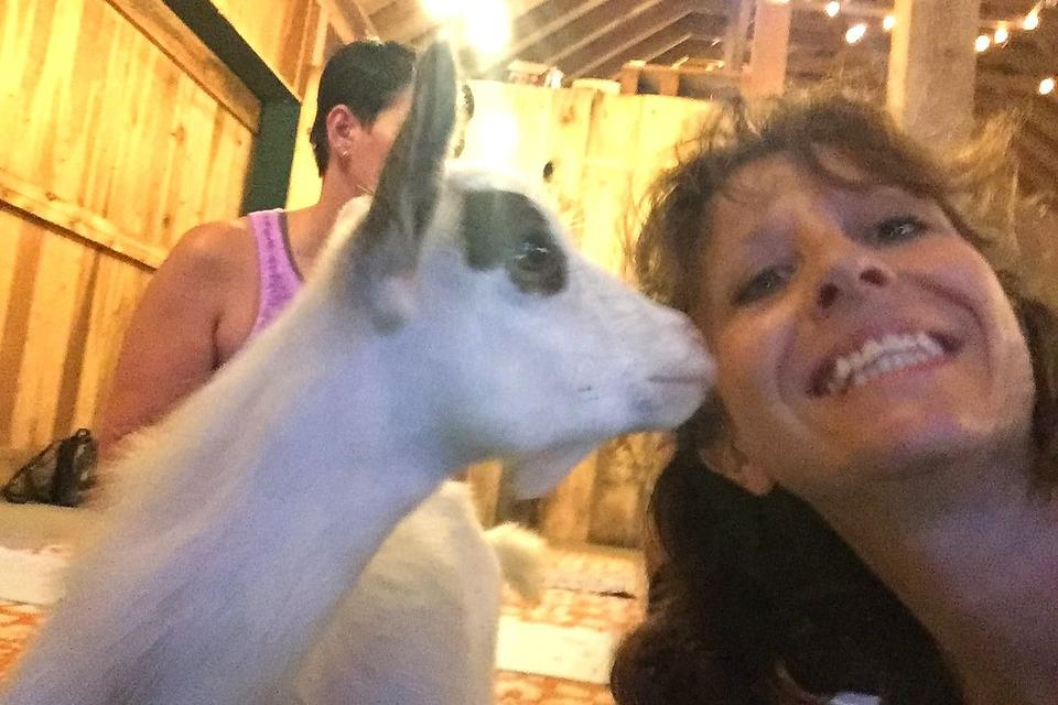 Goat Yoga: This Type of Yoga Practice MMMEEHHH Be the Best Day Ever!