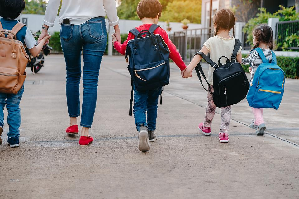 Beat Back-to-School Stress: How to Be Your Best Back-to-School Self With R.A.I.N.