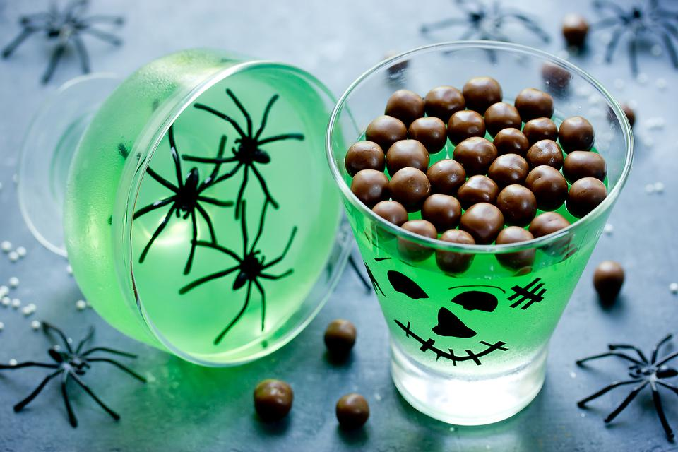Got Green JELL-O? 2 Easy Halloween Treats Sure to Get Oohh's & Aahh's