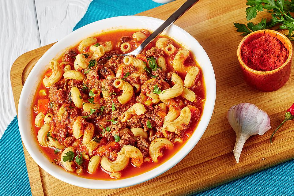 Ground Beef Goulash Soup Recipe: This Easy Goulash Soup Recipe Is a Bowl of Much-Needed Comfort