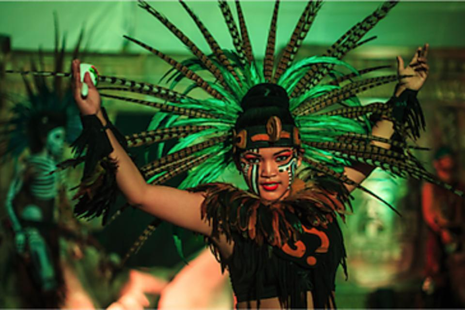 Grand Velas Riviera Maya's Pre-Hispanic Night Takes Guests on Authentic Epicurean Journey
