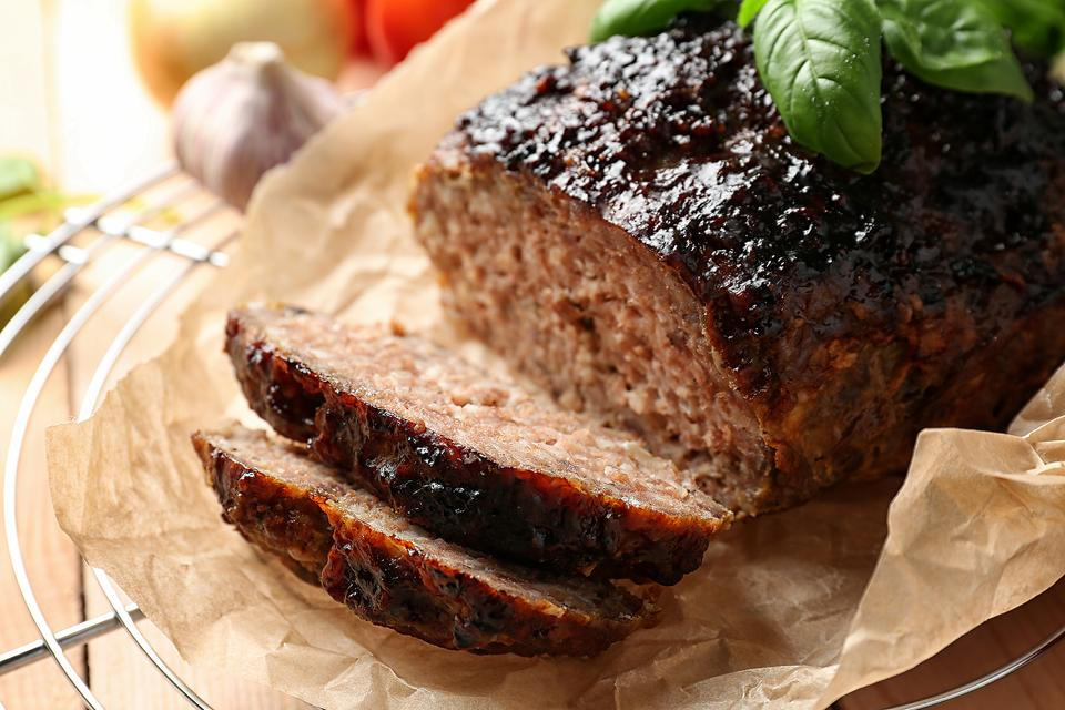 Grandma's Meatloaf: This Basic Meatloaf Recipe Proves Less Is Best