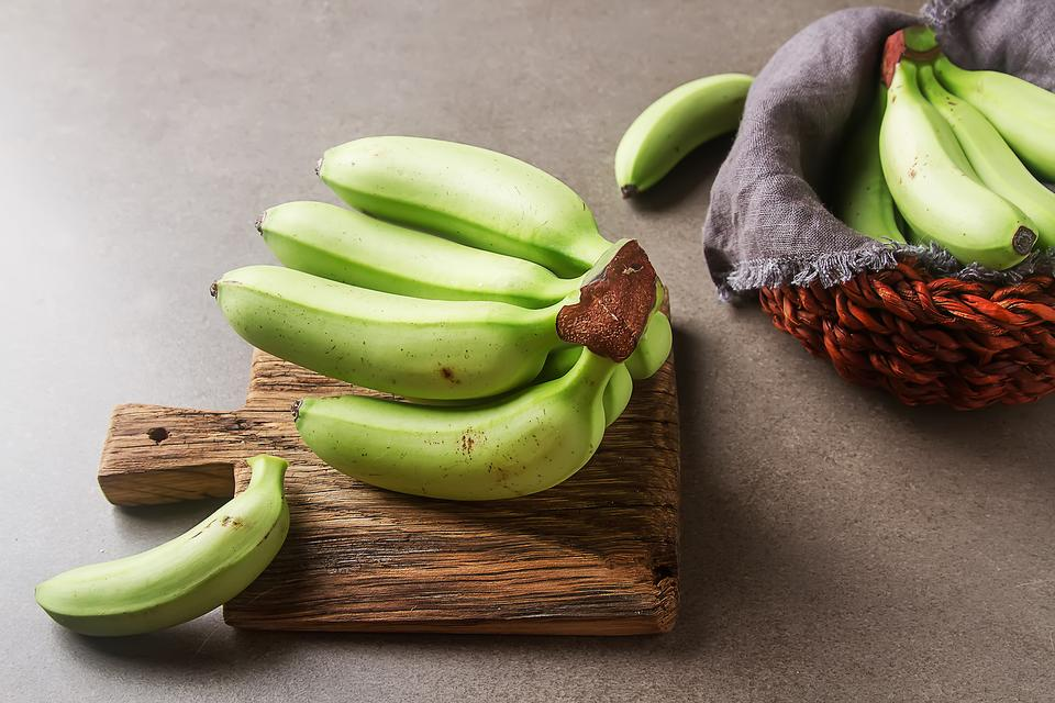 Are You Diabetic? Here's Why You May Want to Reach for the Green Banana!