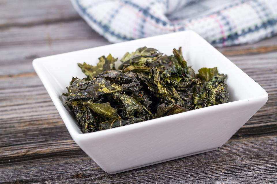 Grilled Kale: Try This Creative Vegetable Side Dish Tonight!
