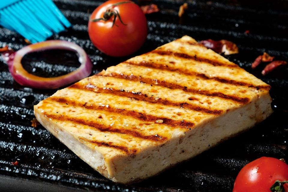 Easy Grilled Tofu Recipe: This Asian Grilled Tofu Recipe Is the Best Tofu Recipe Ever | Vegetarian | 30Seconds Food