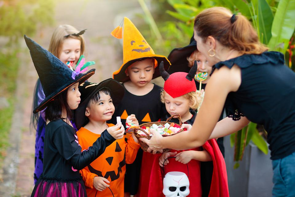 Halloween Health Tips From Your Friendly Local Health Care Provider