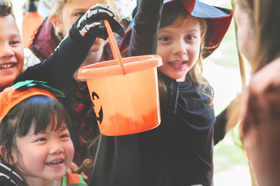 Halloween Safety: 4 Ways to Make Fall Traditions Kid-Friendly