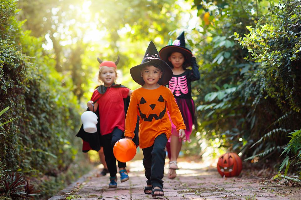 Halloween Safety Tips: 21 Ways to Keep Trick-or-Treaters Safe From the American Red Cross