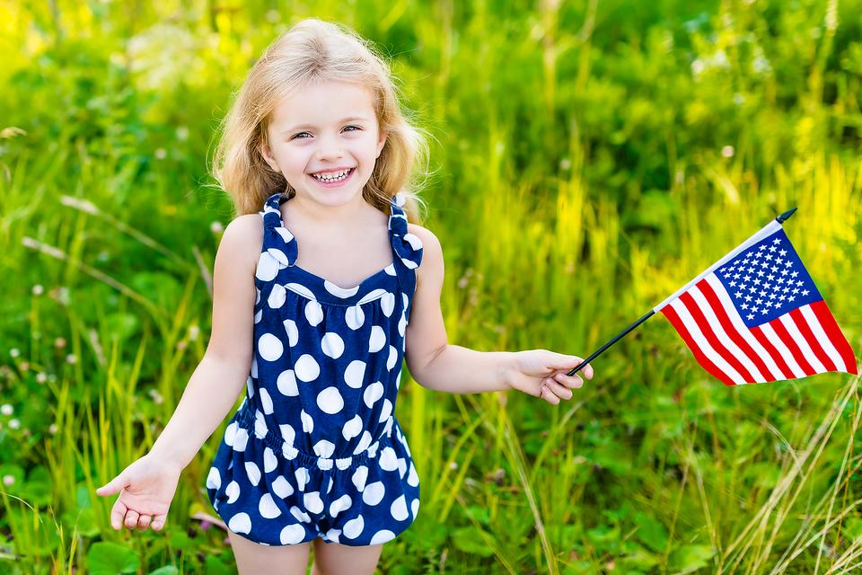 Hand Over the July 4th Decorating to the Kids! Here's Why!