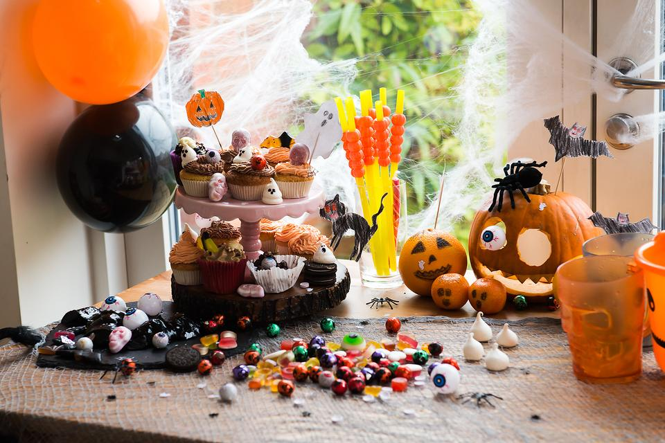 Happy Halloween Tips, Tricks & Treats With Food & Event Guru Annette Jett!