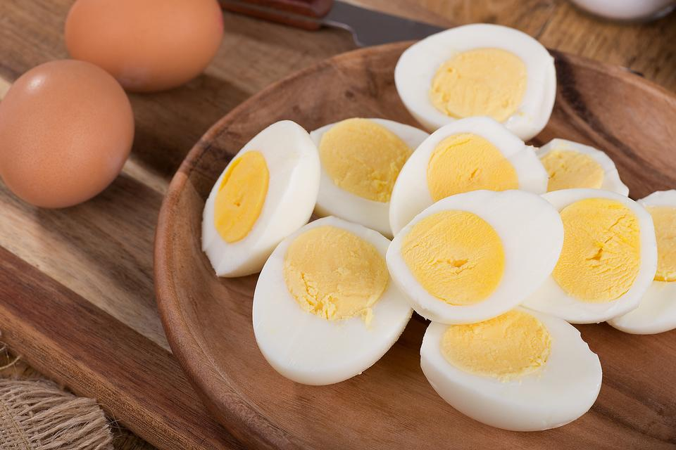 Hard-boiled Eggs: How to Cook & Peel Perfect Eggs Every Time!
