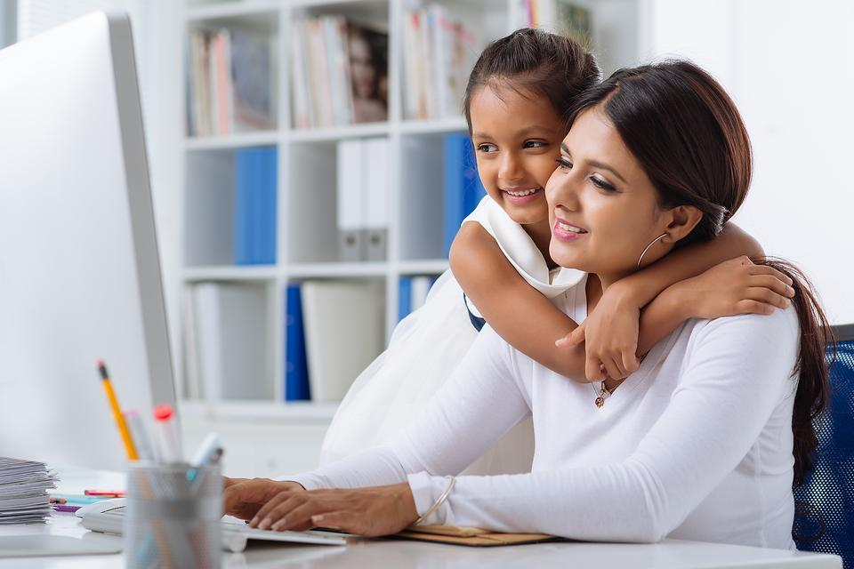 Have to Take Your Child to Work With You? 8 Tips to Help!