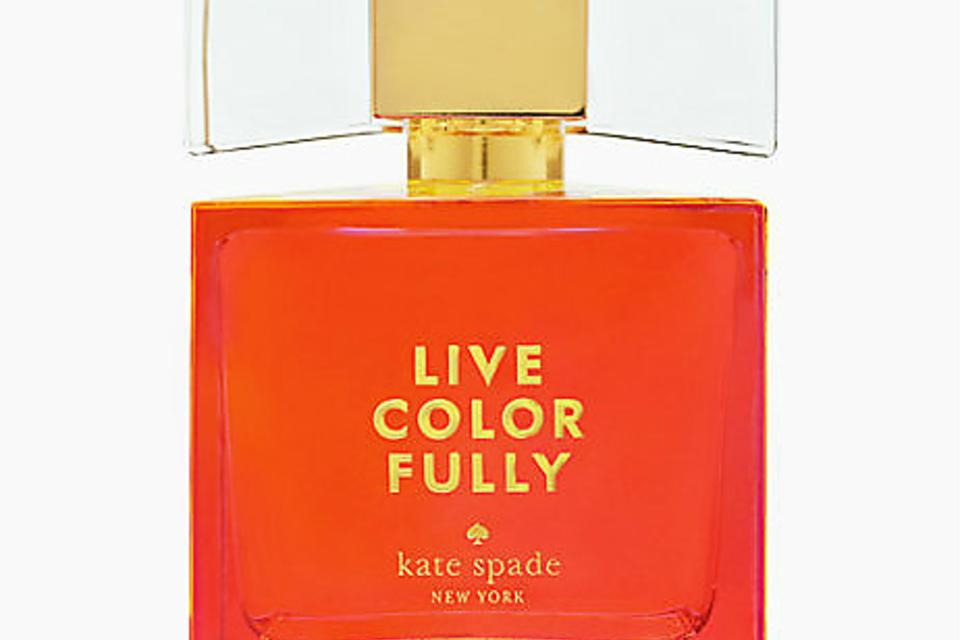 Live Colorfully By Kate Spade: A Must-Have Perfume for Summer!