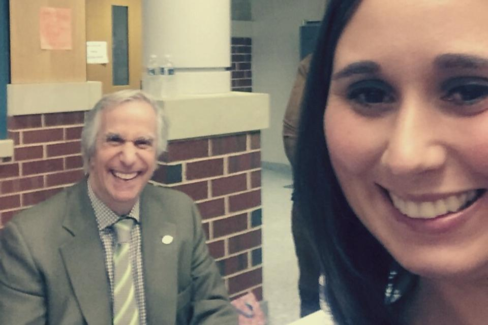 "Henry Winkler: From ""The Fonz"" to the Coolest Champion for Developing Learners"