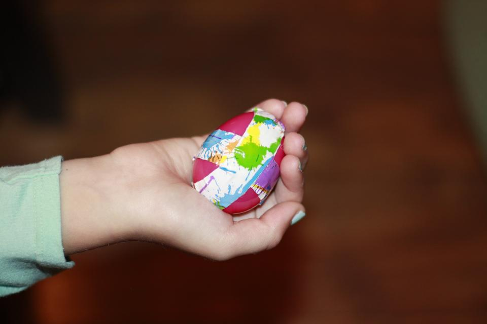 How to Make Egg Shakers Out of Plastic Eggs (& a Fun Song to Sing)!