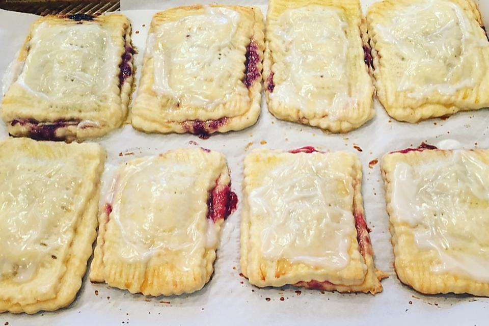Homemade Pop-Tarts®: Friends Gathered & Made This DIY Breakfast Pastries Recipe!