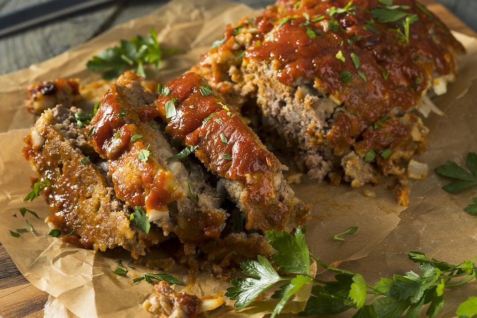 Honey Barbecue Meatloaf Recipe: This Easy Meatloaf Recipe Brings BBQ Lovin' to Your Oven
