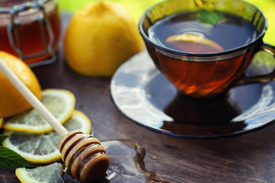 Honey Citrus Mint Tea: How to Make This Former Starbucks Secret Menu Item At Home!