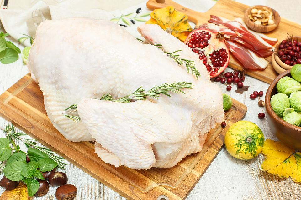 How Do You Thaw a Frozen Turkey? 4 Tips to Help You Do It Right!