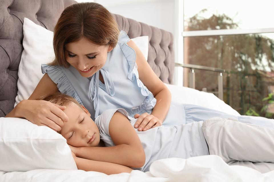 Kids & Sleep Problems: How to Cope When You Are Your Child's Only Respite