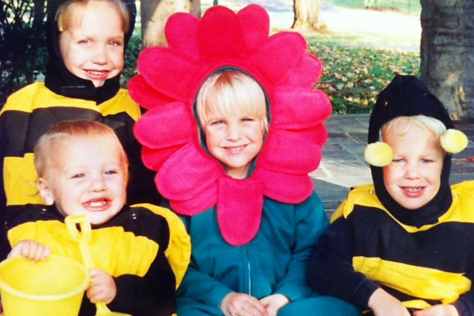 How to Create Fun Group Halloween Costumes (the More the Merrier)!