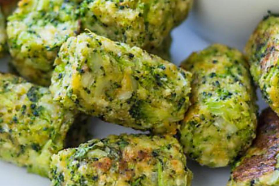 How to Make Broccoli Cheese Bombs (Kids Will Eat These Up)!