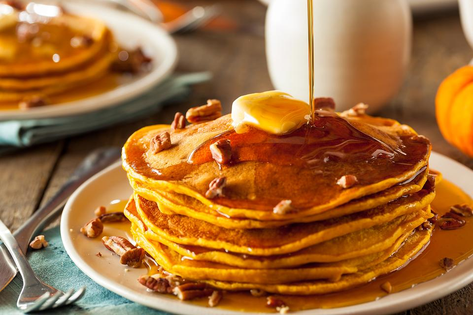 Pumpkin pancakes a simple recipe to start your day off deliciously pumpkin pancakes a simple recipe to start your day off deliciously ccuart Gallery