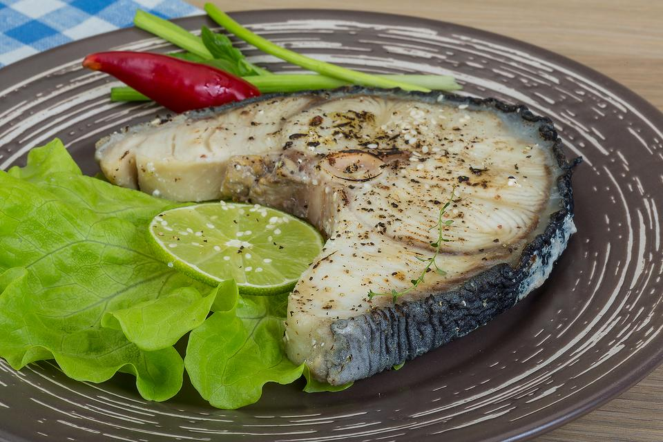 How to Make Quick Shark Steaks Like a Gourmet (Only 3 Ingredients)!