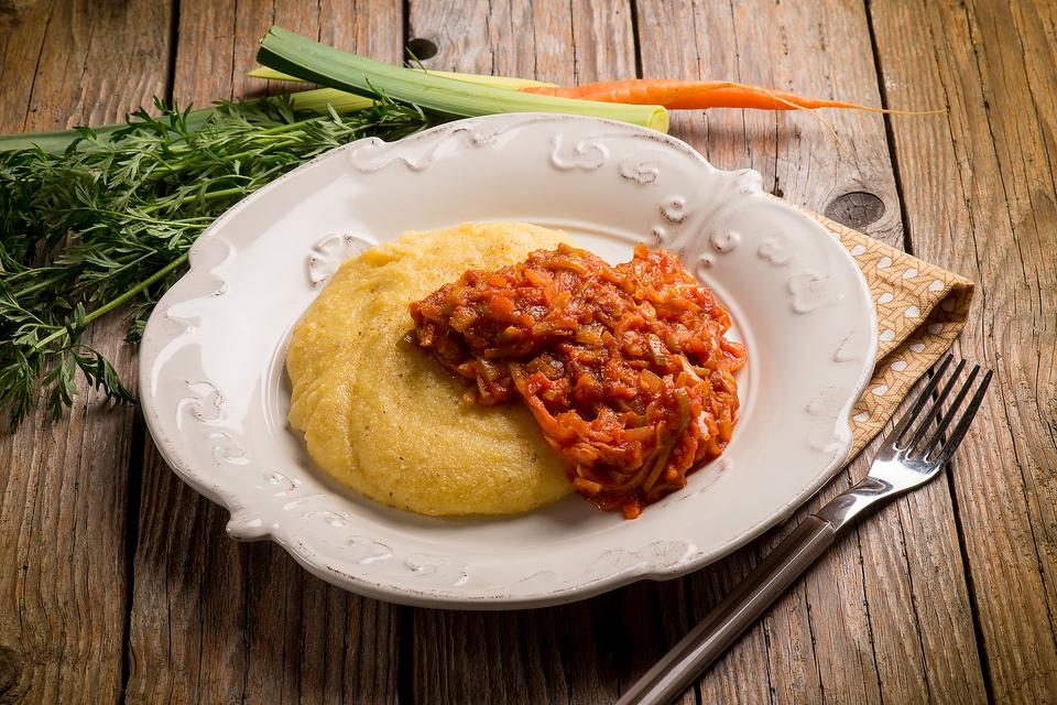 How to Make Rich, Warm & Creamy Polenta - Viva La Italiana!
