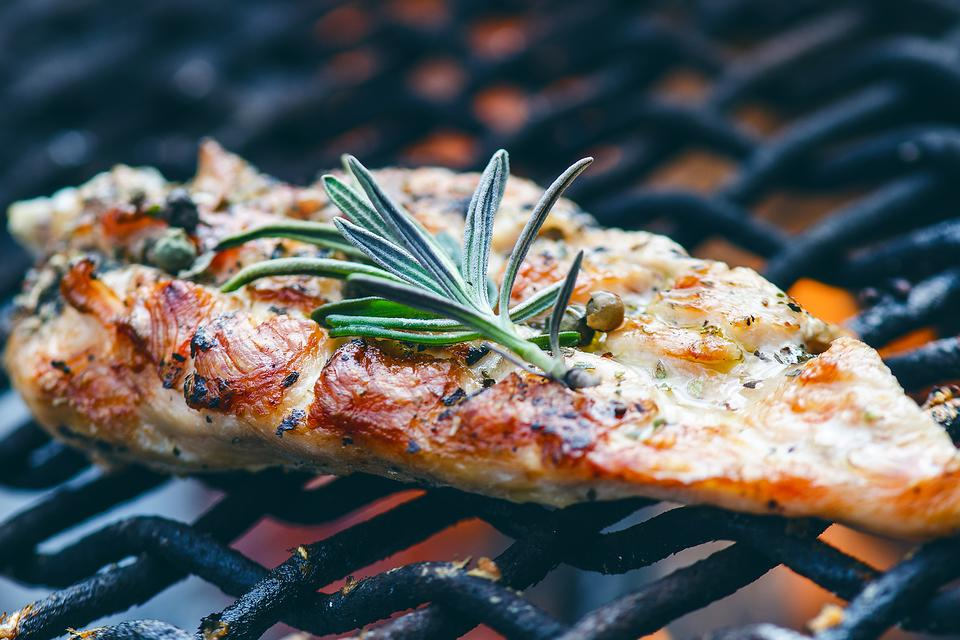 How to Make Rosemary & Ranch Marinated Grilled Chicken!