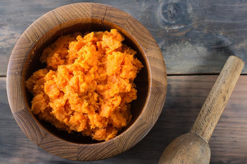 ​How to Make Sweet Potato & Parsnip Mash (Weekday Easy, Holiday Worthy)!