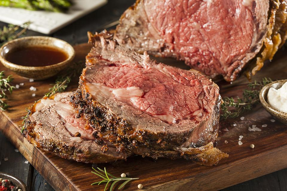 How to Make a Succulent Rib Roast Just Like a Professional Chef!