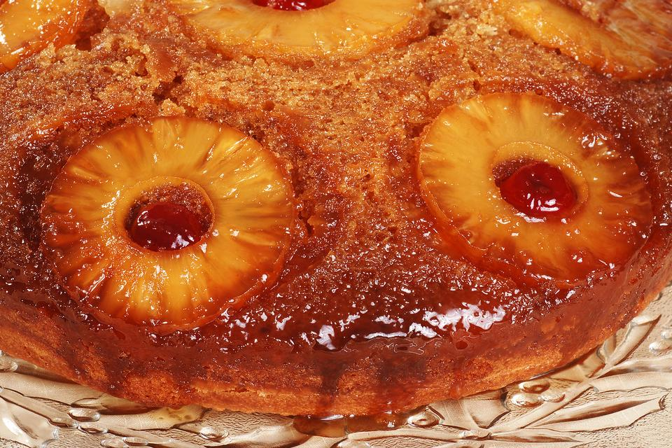 Pineapple Upside-Down Cake: This Recipe Starts With a Box Cake Mix!