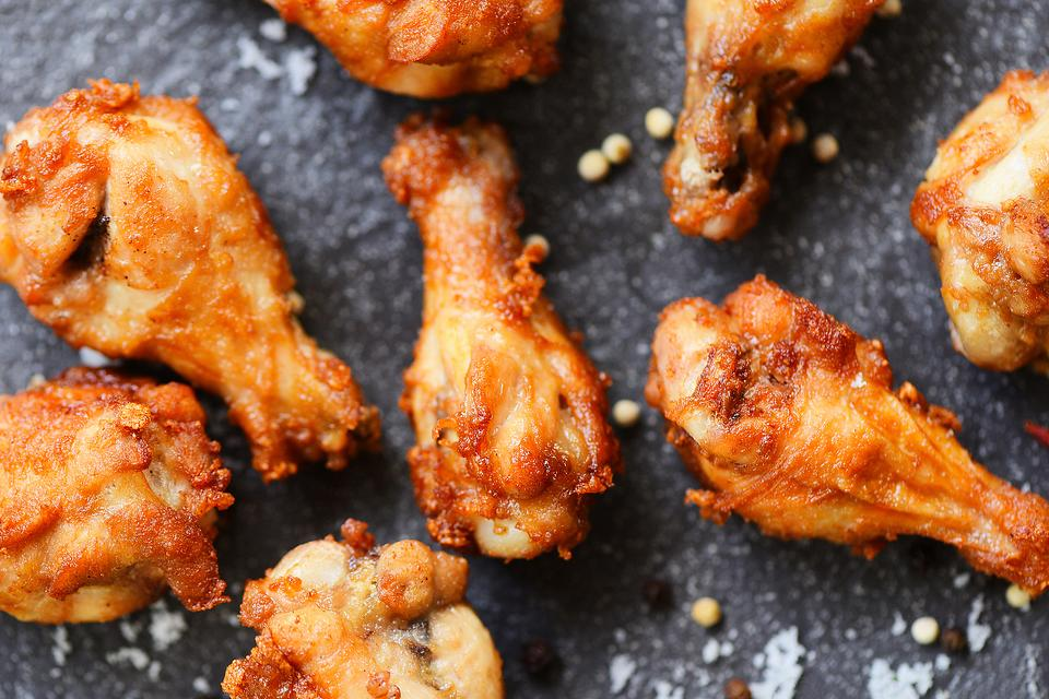 The Best Crispy Chicken Wings: How to Parboil Chicken Wings for the Crispiest Skin Ever