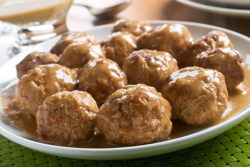 Swedish Meatballs Recipe: Here's My Take on the Famous IKEA Meatballs!