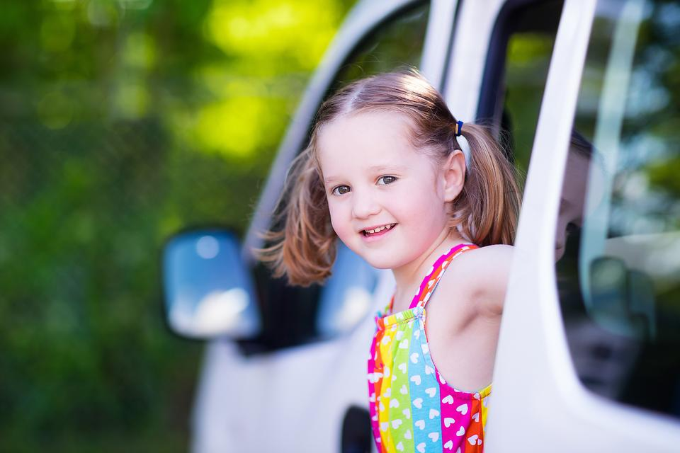 How to Solve Sibling Squabbles on Road Trips With Boarding Passes!