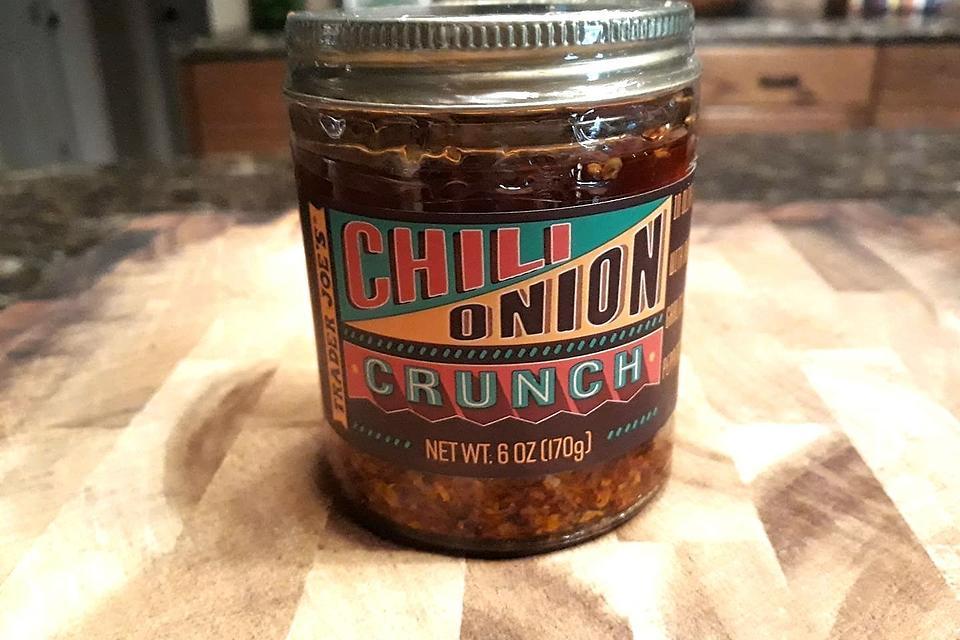 How to Use Trader Joe's Chili Onion Crunch: Foodies & Chefs Share 30 Ways to Use Chili Onion Crunch From Trader Joe's