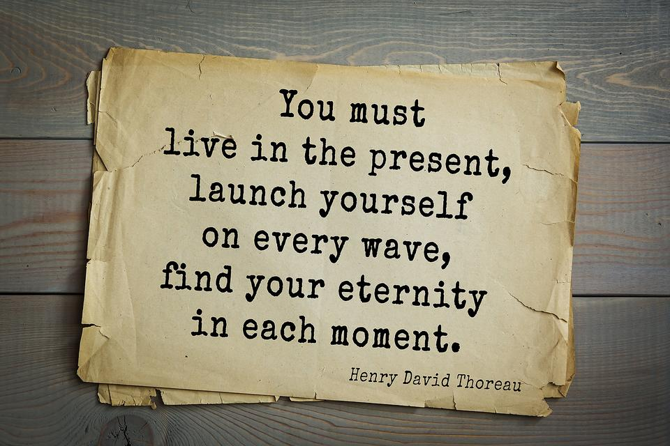Mindful Moments: How to Be Fully Present in the Moment – Right Now!