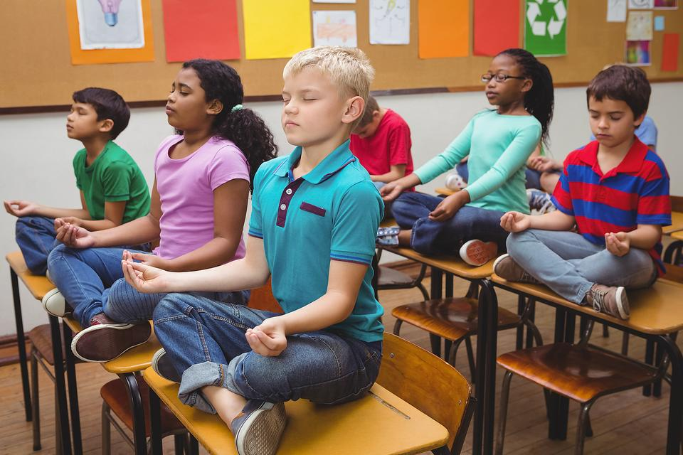 If Kids Meditate They'll Understand Algebra? It's Not THAT Simple, But It May Help!