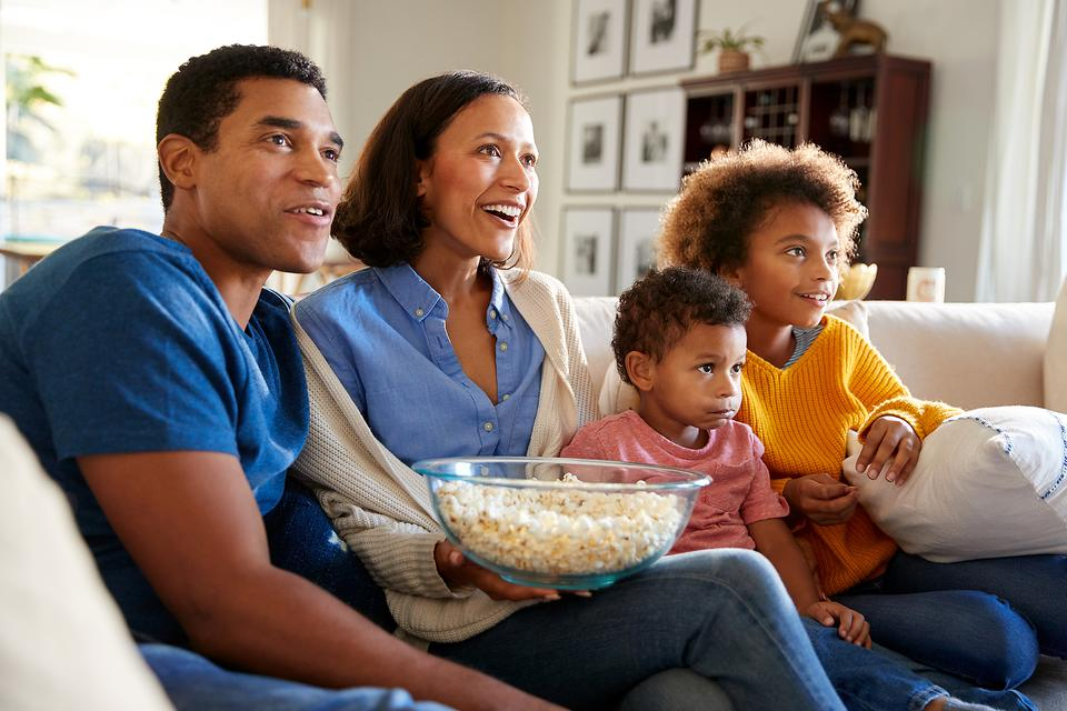 Bringing Back Family Movie Night: 25 Movies to Watch With Your Kids