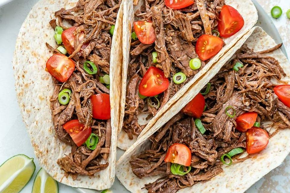 Clean Food Crush's Instant Pot® or Slow Cooker Barbacoa Beef Recipe May Be the Best You'll Ever Make